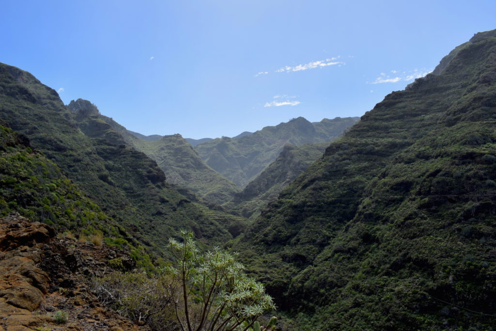 Hiking på Tenerife, Anaga