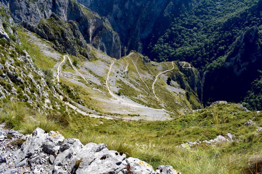 vandreture i Picos de Europa