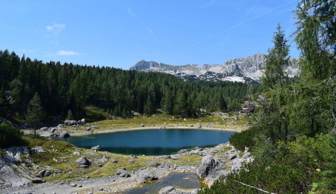 Hytte til hytte vandring i Slovenien