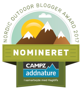 Nordic Outdoor Blogger Award