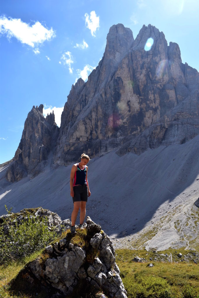 Vandring i Dolomitterne