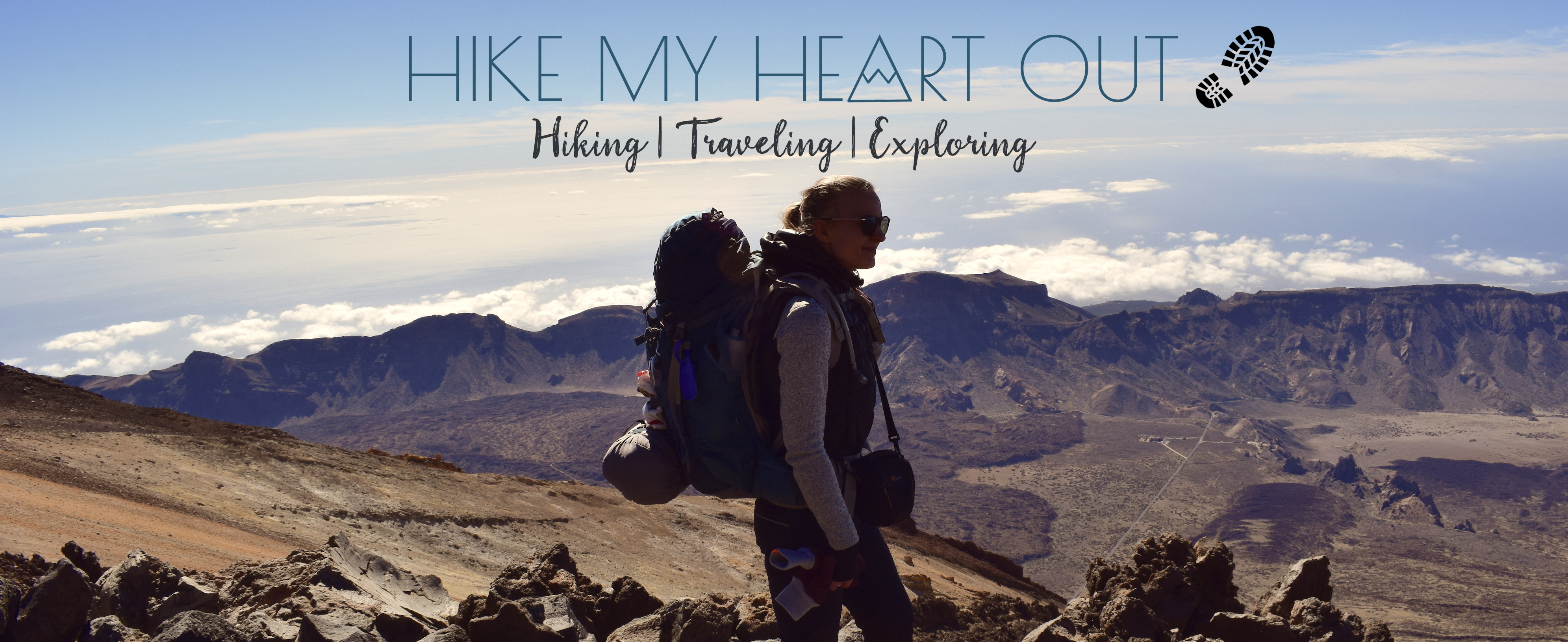 HIKE MY HEART OUT | En blog om at vandre
