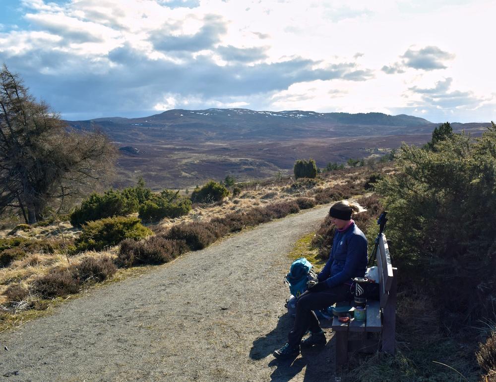 Great Glen Way Drumnadrochit - Inverness