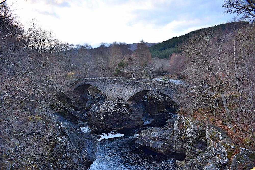 Great Glen Way Invermoriston