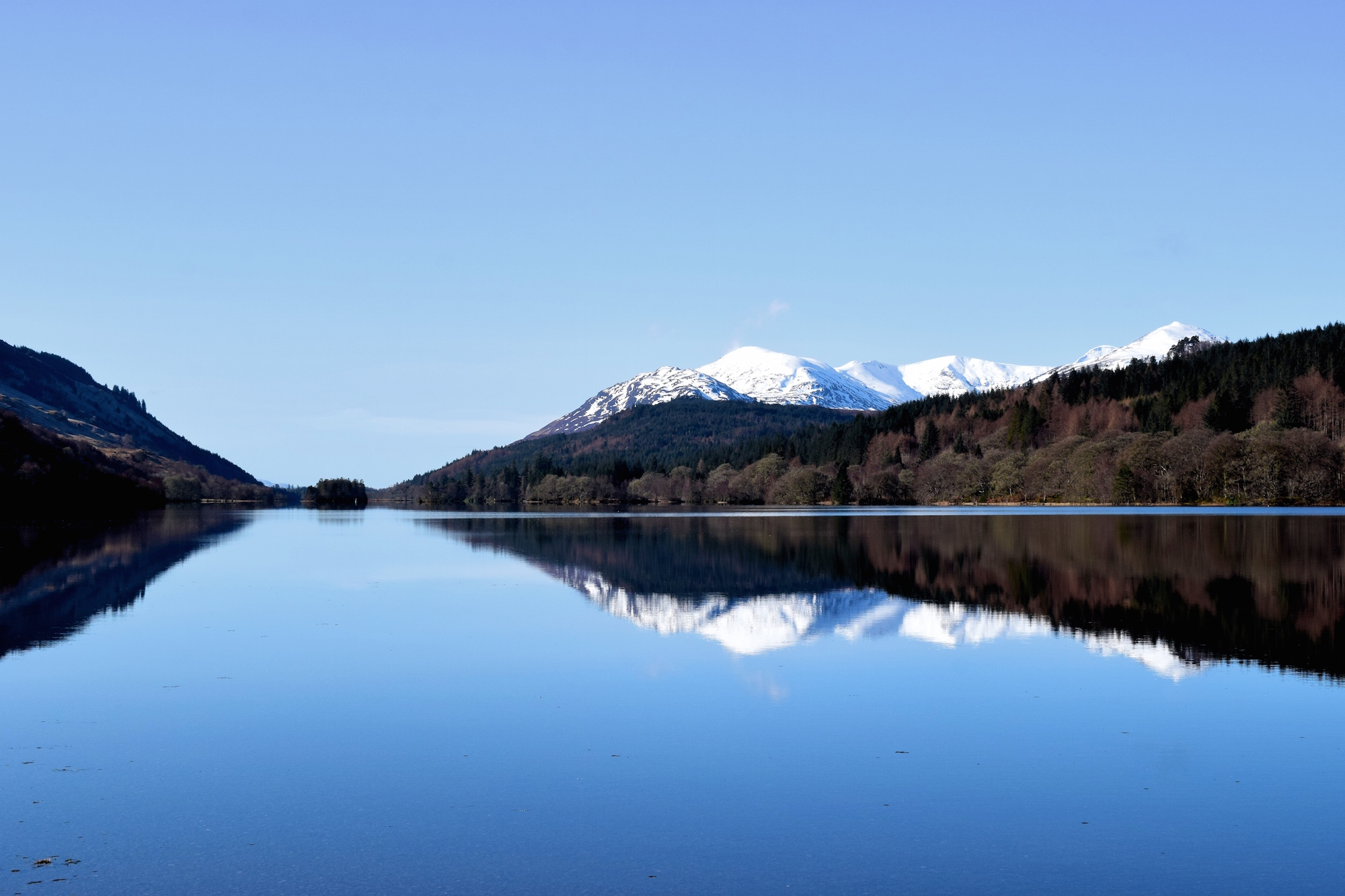 Vandre i Skotland