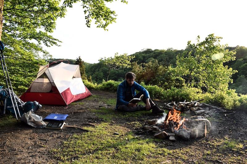 Skåneleden camping