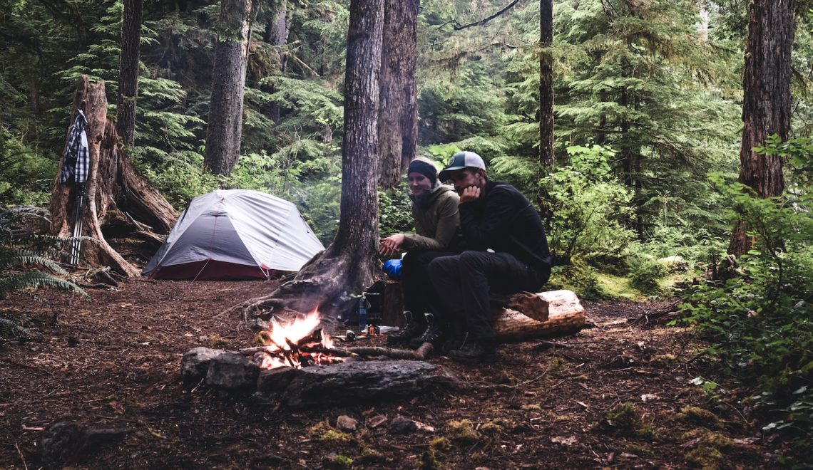 Olympic National Park: Permits & wilderness camping