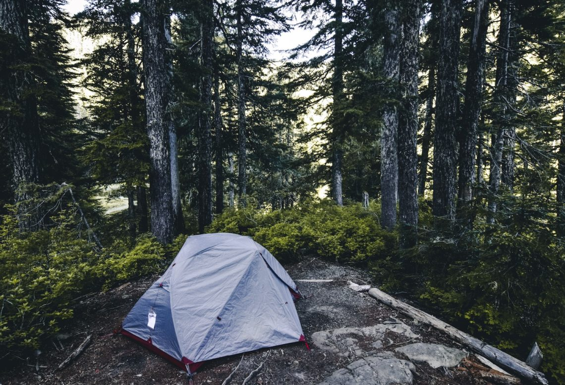 Olympic National Park Wilderness Camping Permit