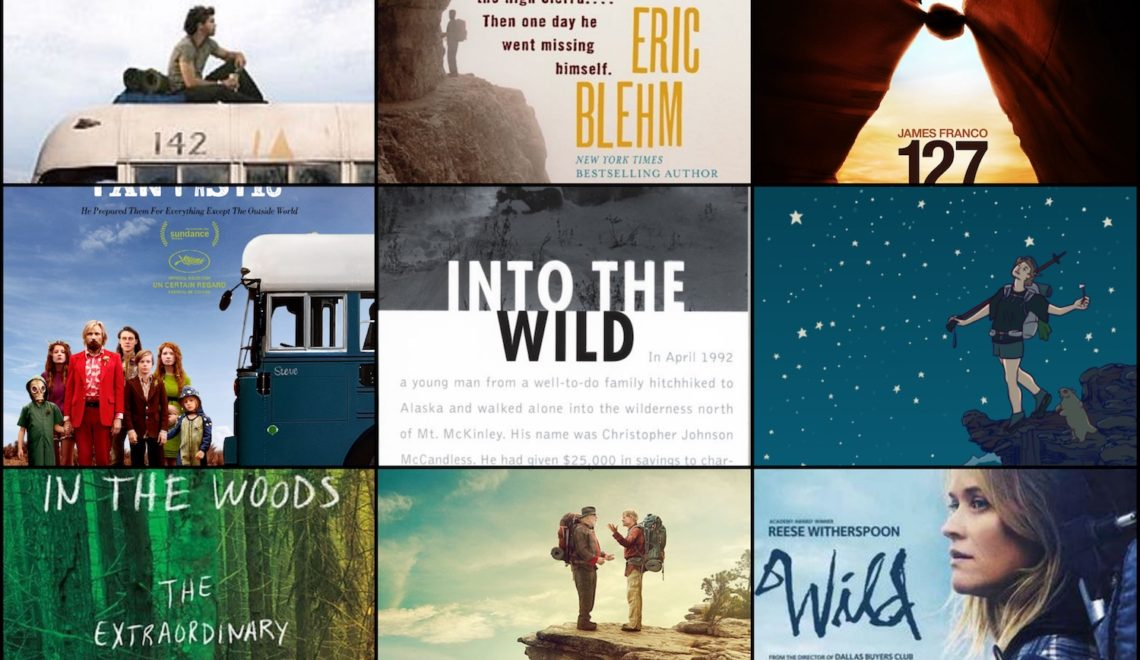 Bøger og film til eventyreren