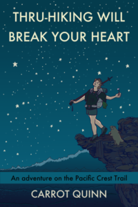 Thru-hiking will break your heart