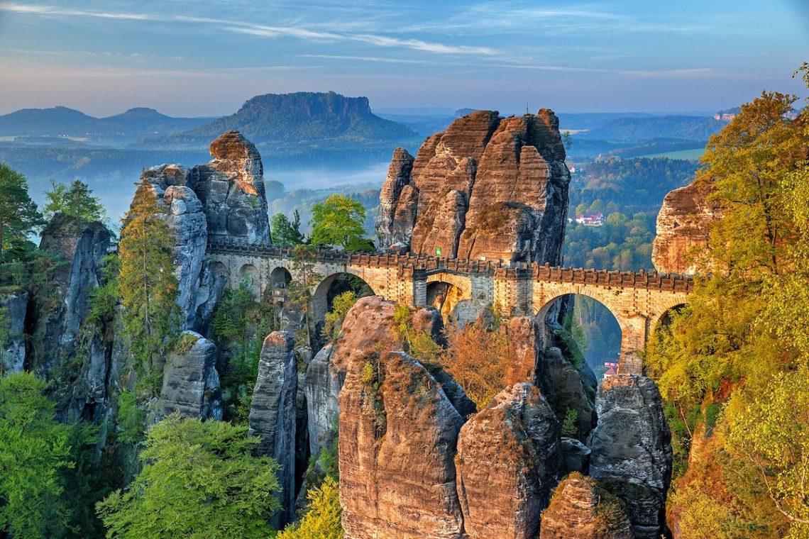 Bastei Bridge Sächsische Schweiz