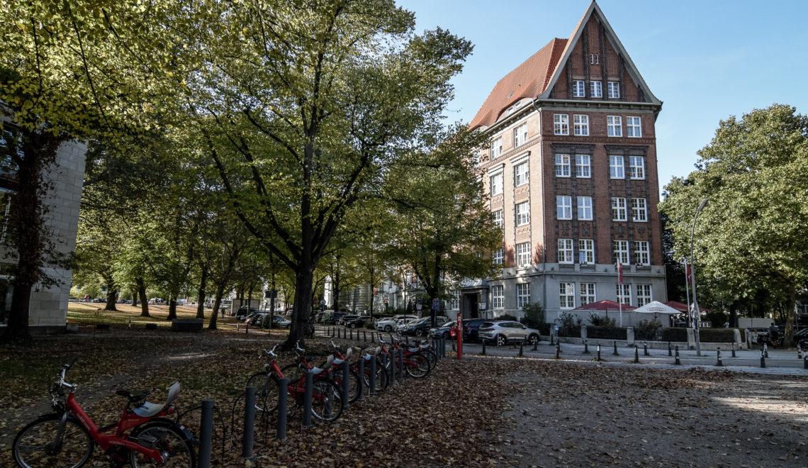 Hotel Bellmoor im Dammtorpalais Hamburg