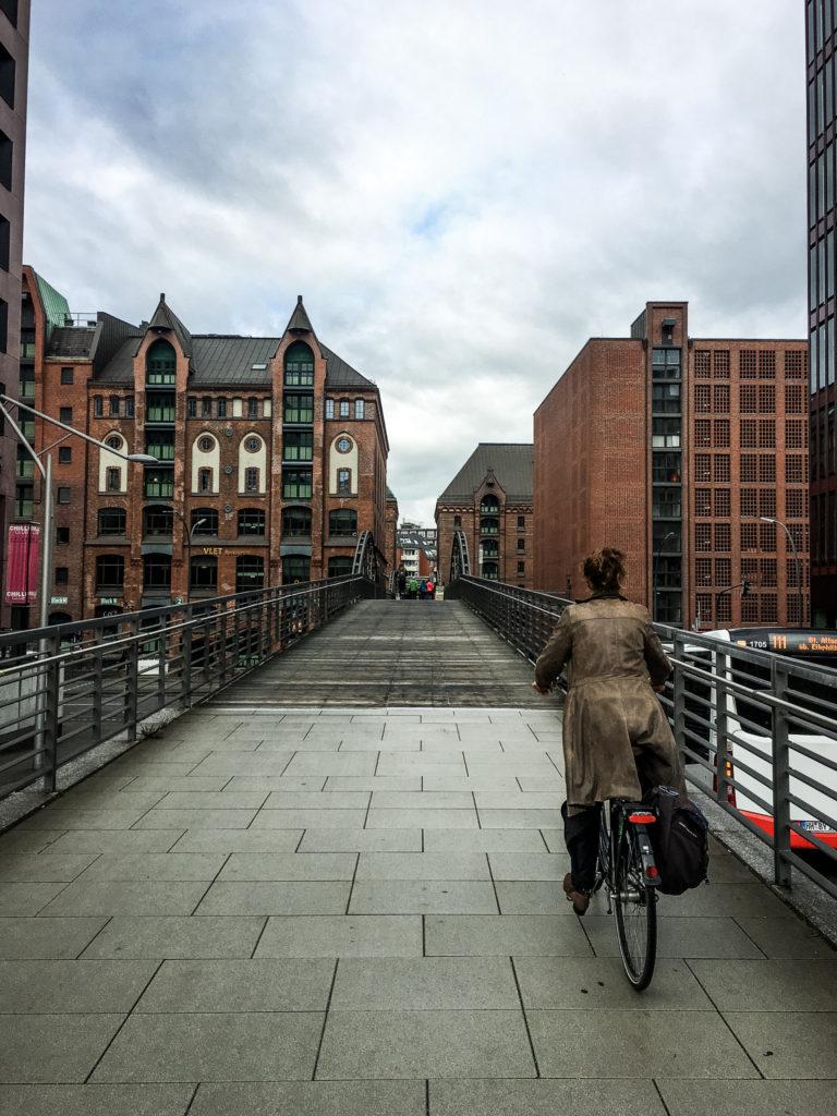 Guidet cykeltur Hamborg