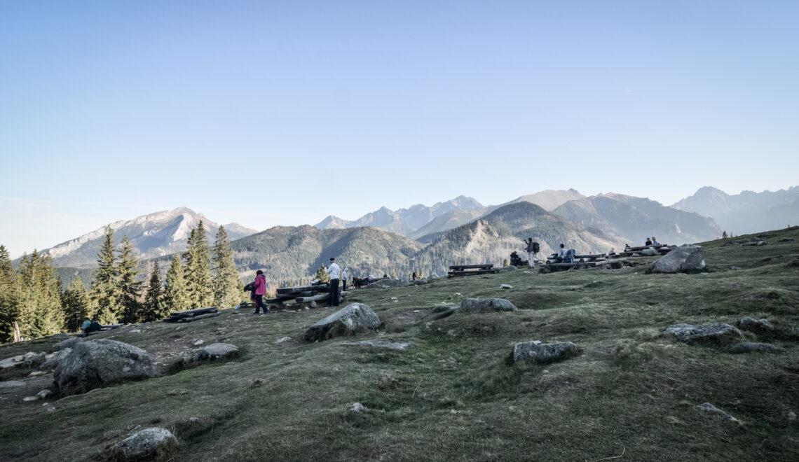 Guide til vandring i Polen: Tatrabjergene til fods