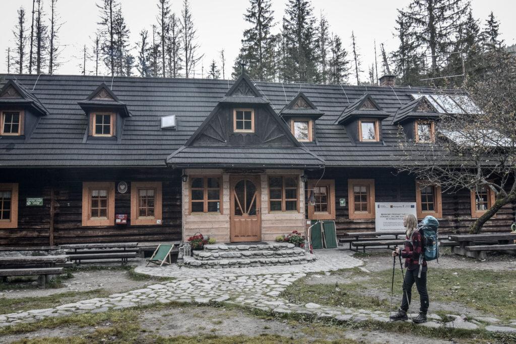 Hytte til hytte i Tatrabjergene