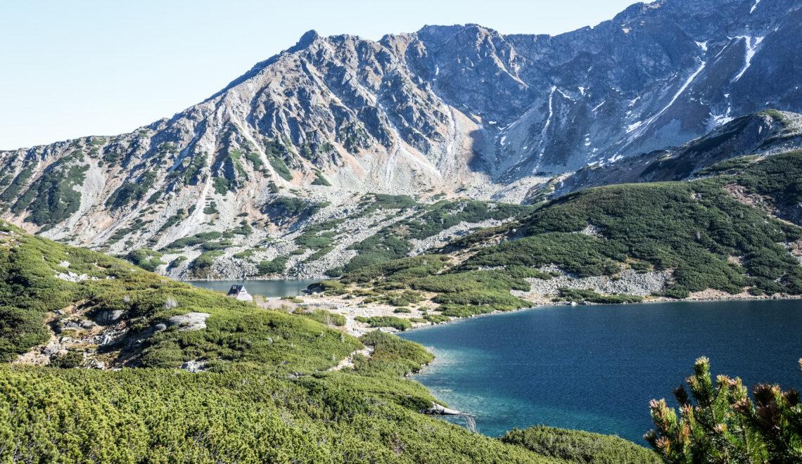 Hytte til hytte vandring i de polske Tatrabjerge