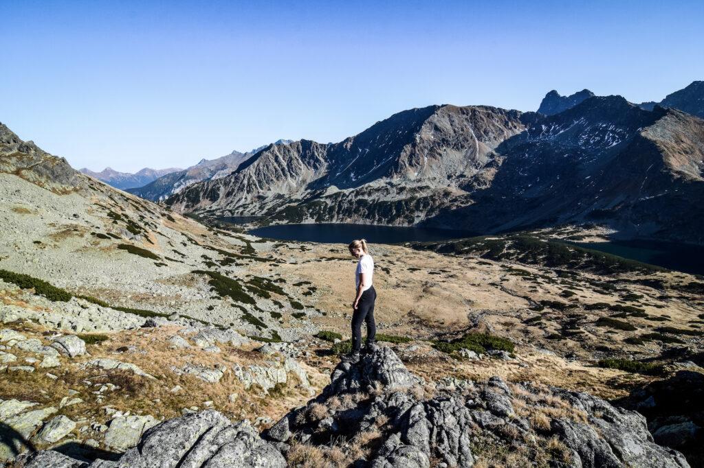 Vandring i de polske Tatrabjerge