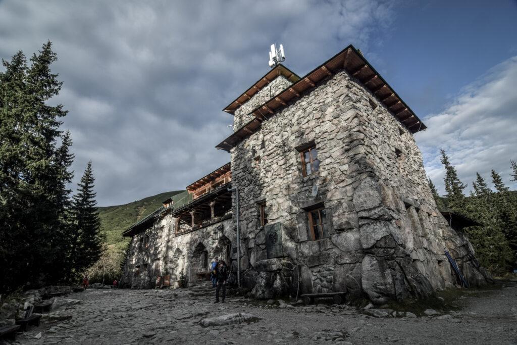 Hytten Dolina Murowaniec