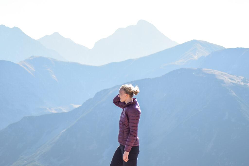 Hytte til hytte vandring i Tatrabjergene