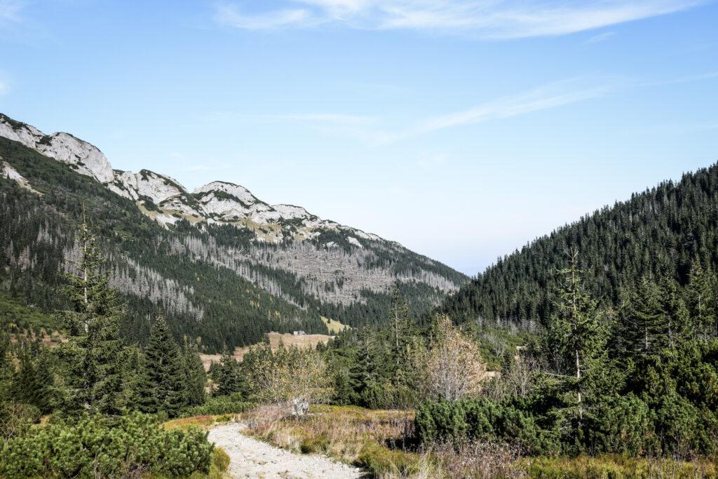 Vandre i Tatrabjergene