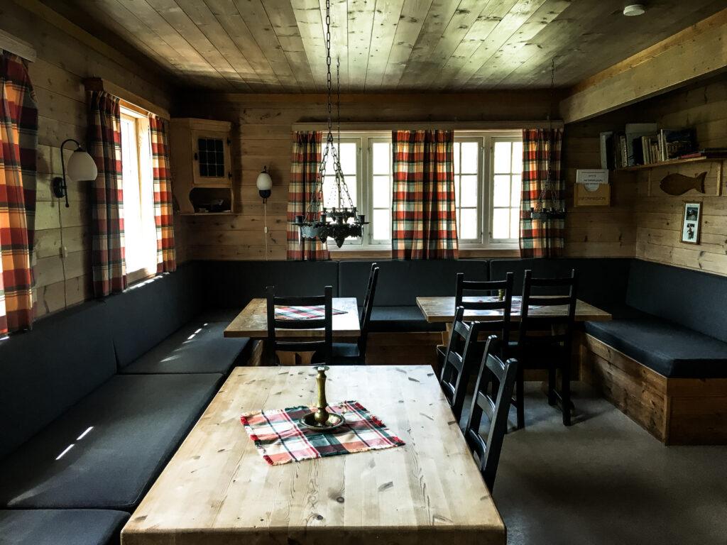 Stuen i Lakkenstova
