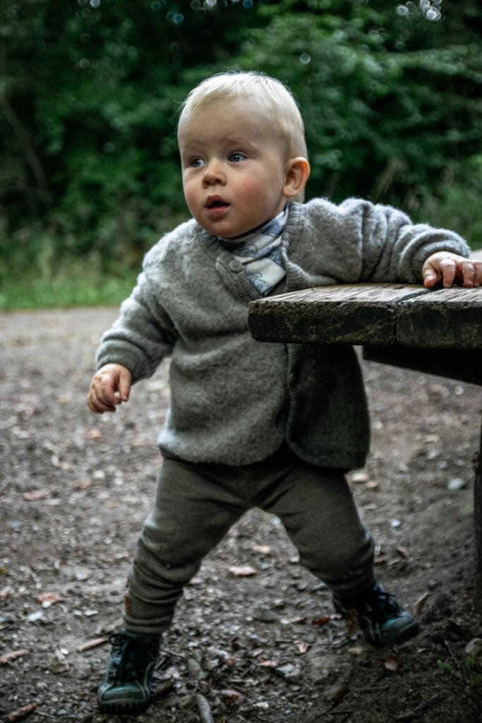Uld til babyer og børn
