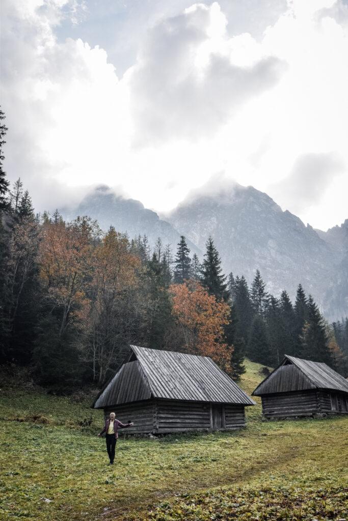 Vandreture i Tatrabjergene